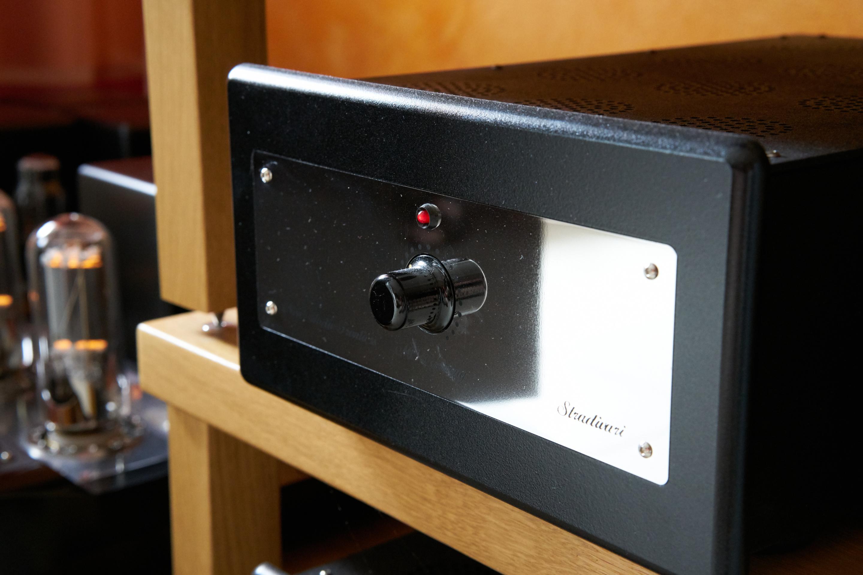 New Audio Frontiers Stradivari Phono